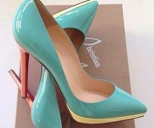 glamour, shoes, and loubotin image
