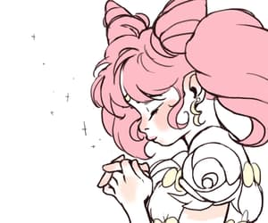 anime, chibiusa, and sailor moon image