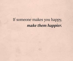 happy, quote, and happiness image