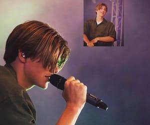 boy, singer, and hotboy image