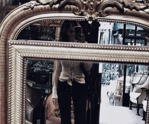 mirrors, style, and decor image