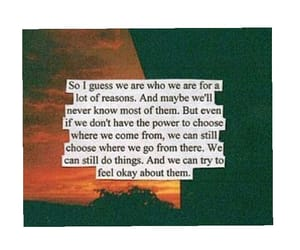 life, quotes, and the perks of being a wallflower image