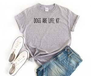 gifts for dog owners, funny dog shirt, and etsy image