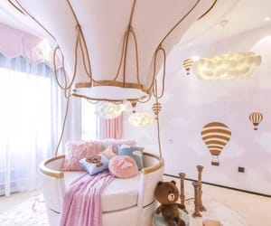 dream bedroom and kids interior image
