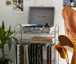 music, record player, and room image