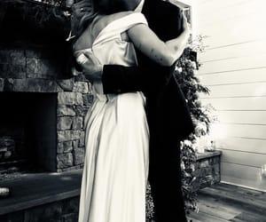 miley cyrus, wedding, and liam hemsworth image