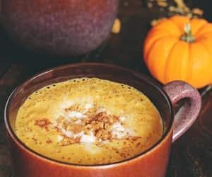 pumpkin and fall image