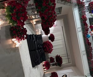 candels, romantic, and rose image