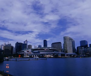 harbour and melbourne image