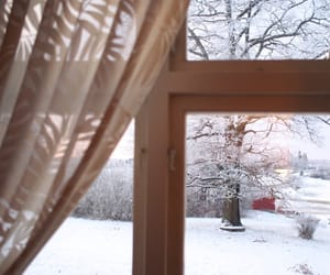 winter, holiday, and snow image