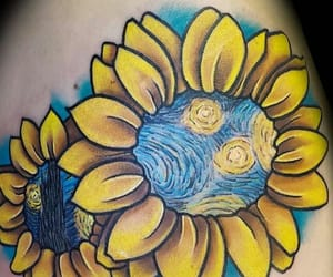 art, body art, and ink image