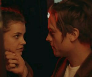 coupple, barbara palvin, and dylan sprouse image