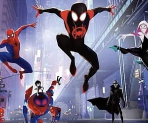 Marvel, gwen stacy, and miles morales image