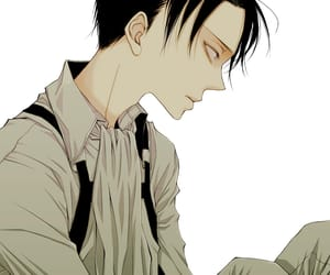 levi, solo, and rivaille image