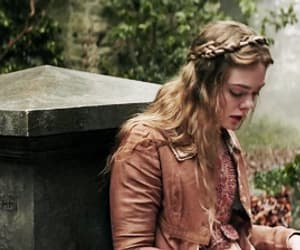beauty, Elle Fanning, and mary shelley image