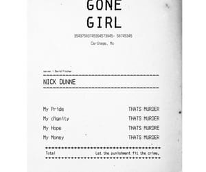 pretty, Psycho, and gone girl image