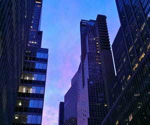 aesthetic, black, and buildings image