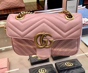 chanel, chanel bag, and fashionista image