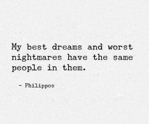 quotes, Dream, and deep image