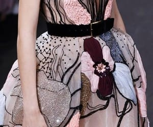 complexity, elie saab, and haute couture image