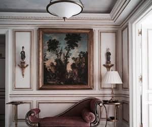 decor, interior, and art image