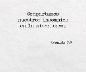 frases de amor, frases en español, and amor adolescente image