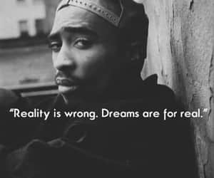 2pac, dreams, and king image