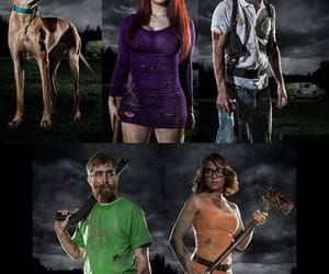 cartoon network, scooby doo, and cosplay image
