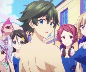 anime, phantom, and shoujo image