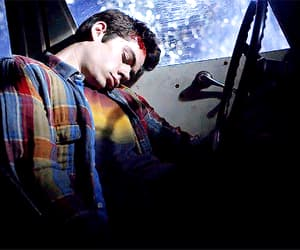 actor, teen wolf, and dylan o'brien image