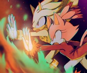 fanart, silvaze, and Sonic the hedgehog image