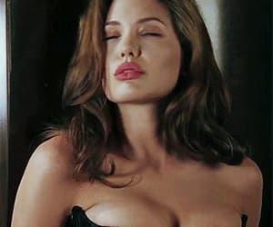 Angelina Jolie, gif, and gorgeous image