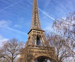 beauty, eiffel, and eiffel tower image