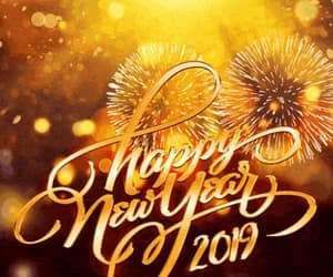 celebration and happy new years image