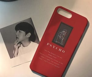 aesthetic, exo, and red image