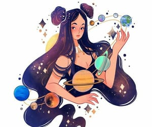 draw, drawing, and galaxy image