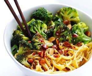 broccoli and food image