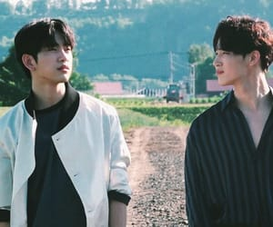 handsome, JB, and jinyoung image