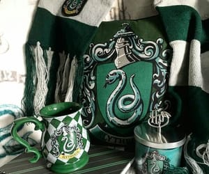 cup, green, and grey image