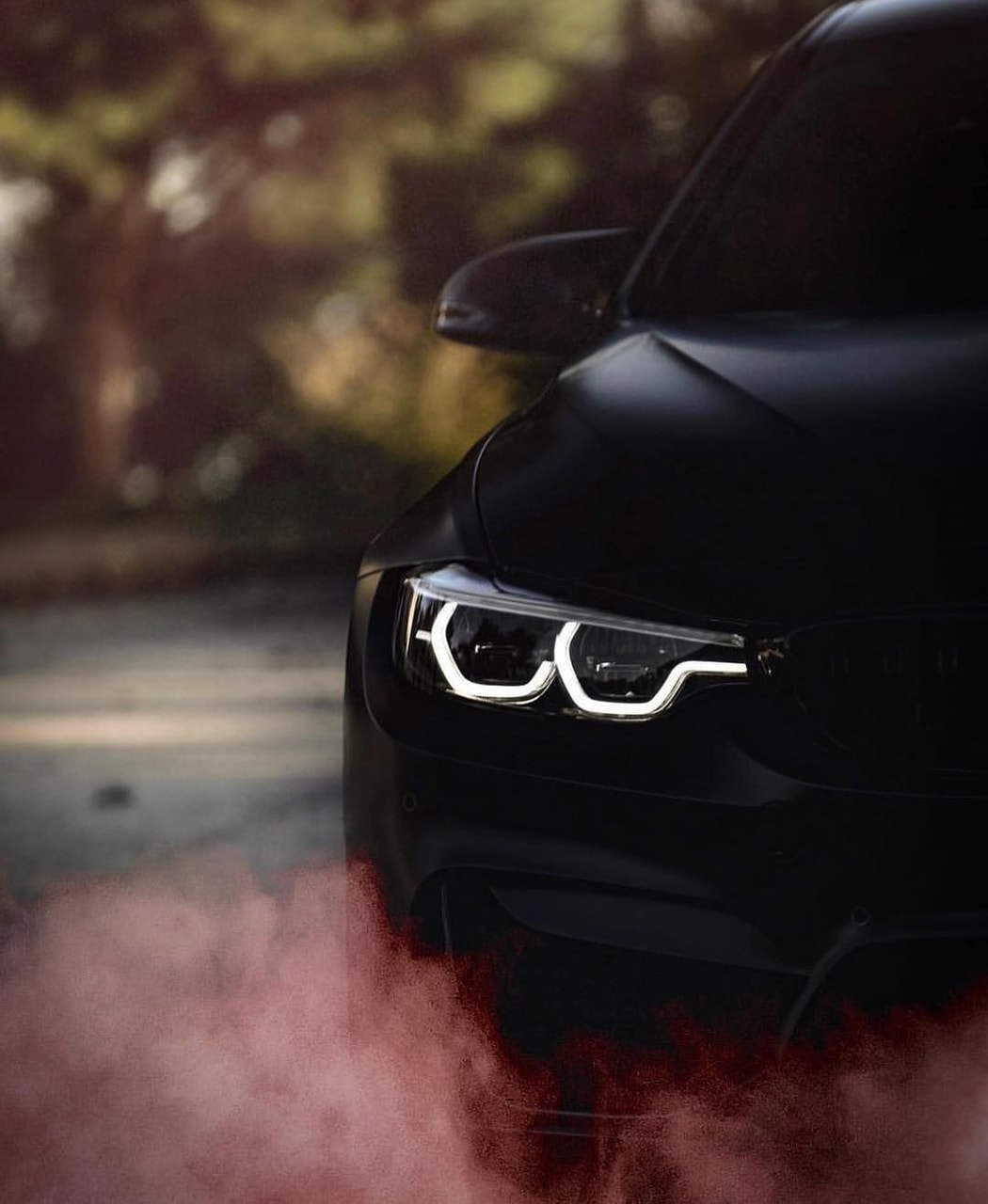 beauty, black, and bmw image