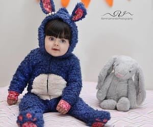 adorable, baby, and beautiful image