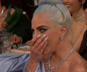 funny, reaction picture, and Lady gaga image