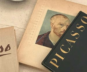 aesthetic, book, and vintage image