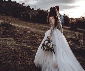 wedding and couple image