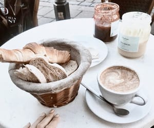 breakfast, food, and fresh taste image