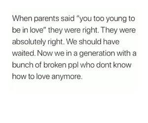 heart break and love image