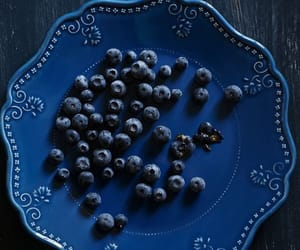 blue, blueberry, and photography image
