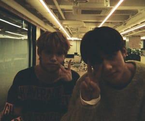 felix, hyunjin, and stray kids image