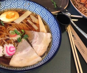 food, japan, and ramen image