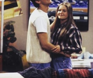 couple, full house, and steve image